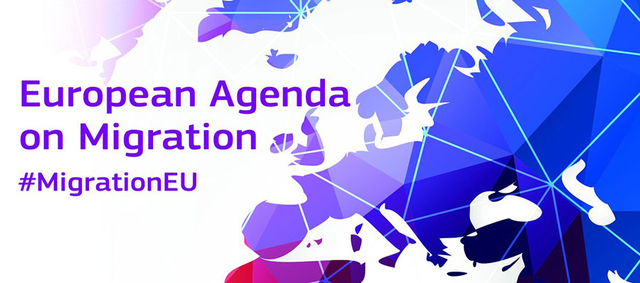 Risultati immagini per european agenda of migration