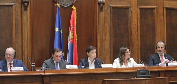 Fabrici: Priključenje EU treba da ostane u fokusu svih institucija u Srbiji