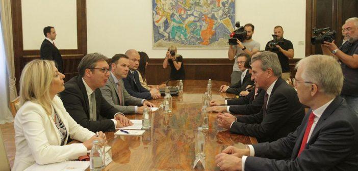 Srbija napreduje ka EU
