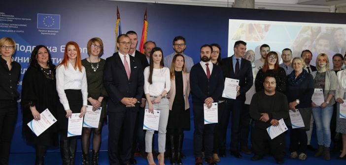 More than 4 Million Euros for Young People in Serbia