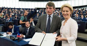 Ursula fon der Lejen izabrana za novu predsednicu Evropske komisije