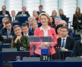 Parliament Elects the Von der Leyen Commission