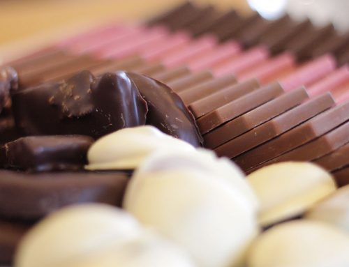 The first functional chocolate in Serbia!