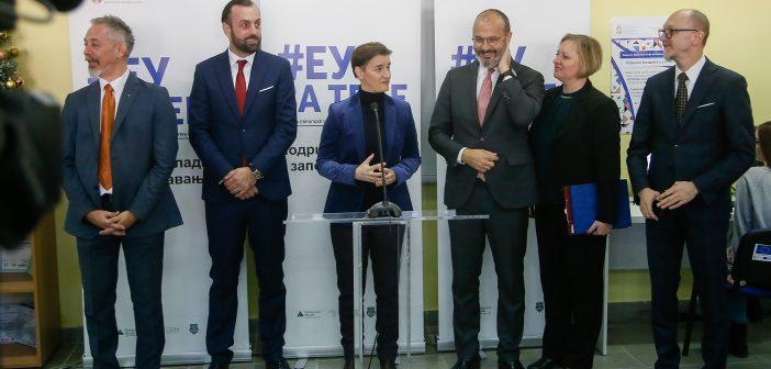 EU Help to Raska