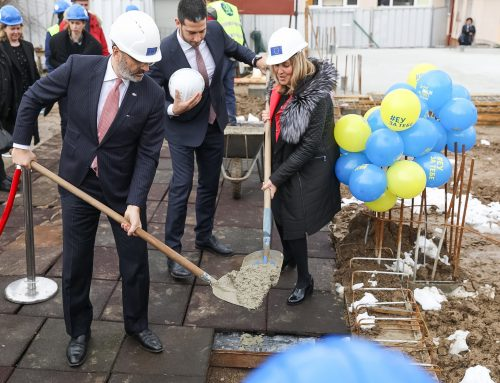Uskoro nova sportsko-terapeutska sala u školi Anton Skala