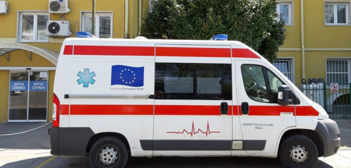 EU assistance to Health sector in Serbia – a fundamental effort that modernised the whole Serbian health system