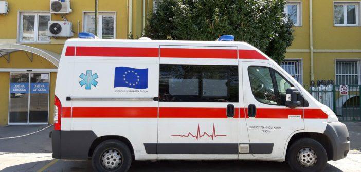 Pomoć EU zdravstvenom sektoru u Srbiji – temeljni napori koji su modernizovali čitav sistem zdravstvene zaštite Srbije