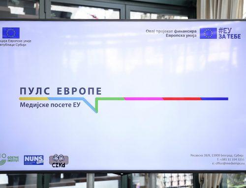 Puls Evrope – Poziv novinarima za učešće u izmenjenom programu aktivnosti