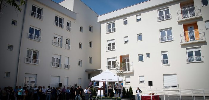 New Homes for 40 Refugee Families