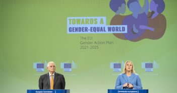 Gender Action Plan – Putting Women and Girls' Rights at the Heart of the Global Recovery