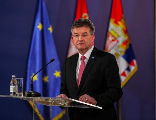 Specijalni predstavnik EU Lajčak posetiće Srbiju