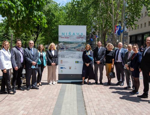 """Exhibition """"Nišava – Sustainable Future of a River"""" Opened"""
