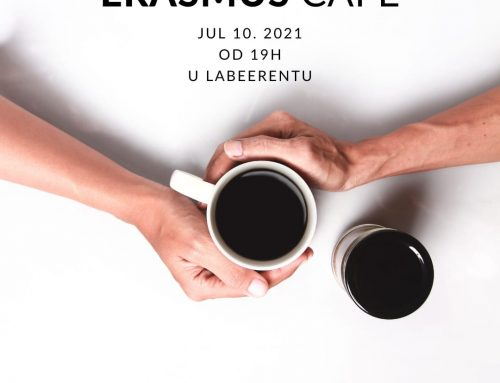 Erasmus+ Cafe u Nišu