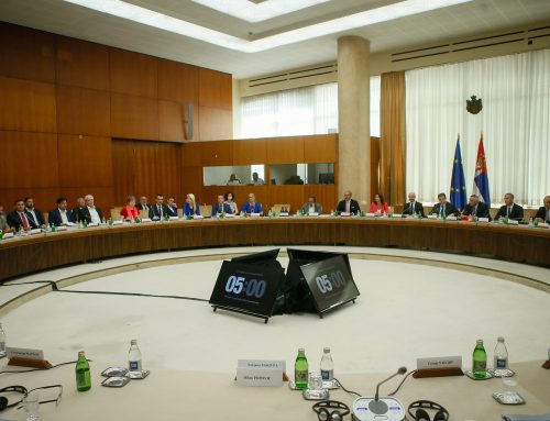 Inter-Party Dialogue Continued
