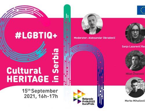 LGBTIQ+ Culture Talks