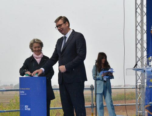 Connectivity for Better Future of the Western Balkans