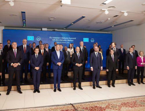 Brdo Declaration after EU WB Summit