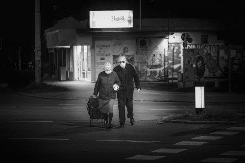 Fadil Sarki, Penzioneri u kupovini od 03 do 06, Beograd -01