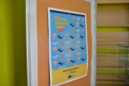 Festival evropskog filma u Vranju - 04.06.2019.