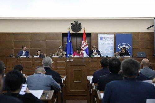 Plenarna sednica Nacionalnog konventa - 10.06.2019.