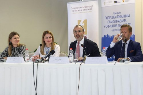Godišnji izveštaj EK za Srbiju, SKGO - 11.06.2019.