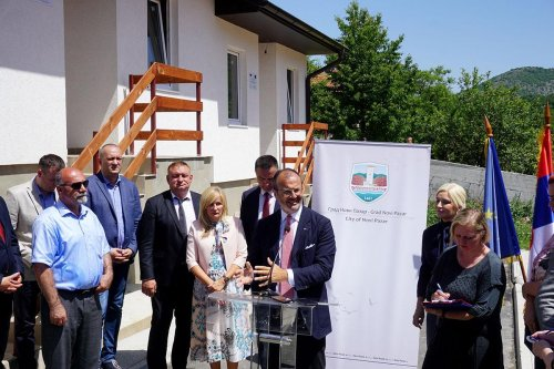 Providing housing solutions for Roma - 02.07.2019.