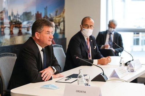 HoMs Meeting at EU Delegation - 16.10.2020.