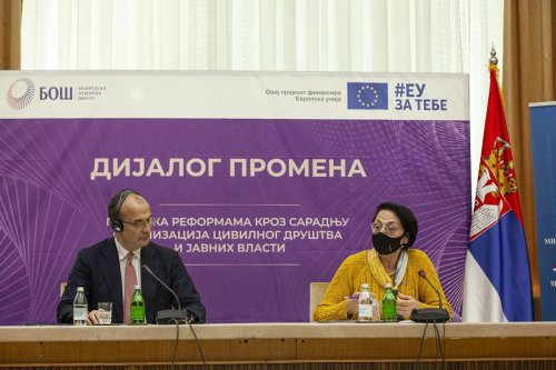 The Dialogue of Change – 25.03.2021.
