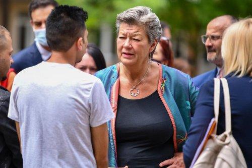 Commissioner Johansson visit, Obrenovac – 18.06.2021.