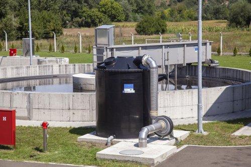 Wastewater Treatment Plant, Raška – 27.08.2021.