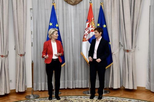 President Von der Leyen Visit – 30.09.2021.