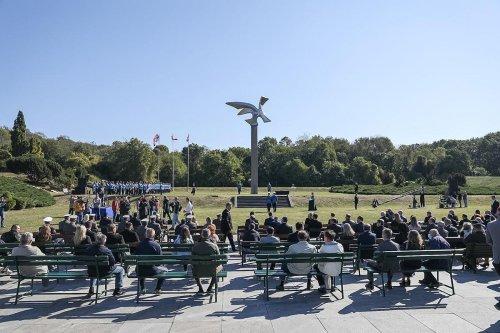 Memorial Park Jajinci – 02.10.2021.